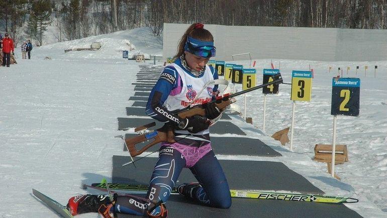 Кристина Резцова.