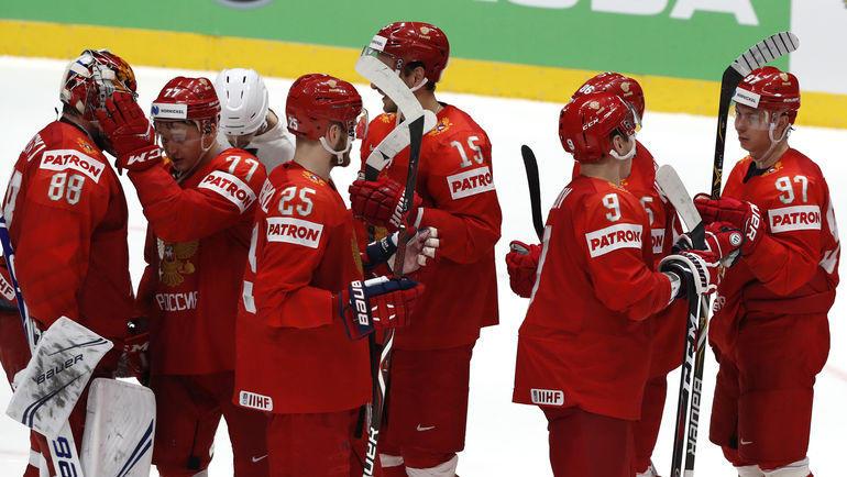 Сборная России: время плей-офф. Фото REUTERS