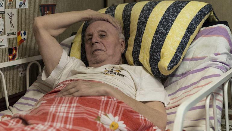 "Ноябрь 2016 года. Владимир Перетурин. Фото Юрий Голышак, ""СЭ"""