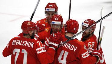 Этой сборной России по силам любой соперник