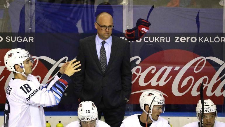 Джефф Блэшилл и его команда стали лишь четвертыми в группе A. Фото Reuters