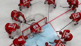 После отличной игры на групповом турнире от сборной России ждут только золота.