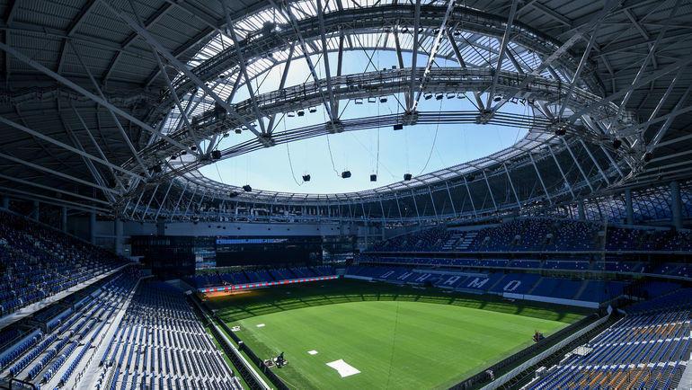 """Стадион """"ВТБ Арена"""". Фото Дарья Исаева, «СЭ»"""