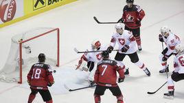 23 мая. Кошице. Канада – Швейцария – 3:2 ОТ. Гол Дэймона Сиверсона.