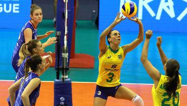 Лига взросления. Россиянки получили урок от Бразилии