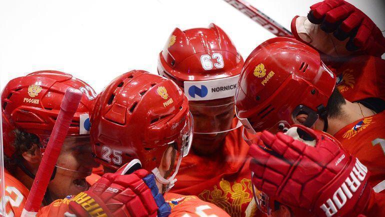 Россия - фаворит матча с Финляндией. Фото AFP