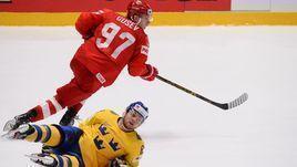 Кто сказал, что надо бежать из КХЛ? Гусев круче в сборной почти всех звезд НХЛ