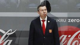 25 мая. Братислава. Россия - Финляндия - 0:1. Илья Воробьев.