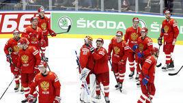 25 мая. Братислава. Россия - Финляндия - 0:1. Россияне не смогли выйти в финал ЧМ-2019.