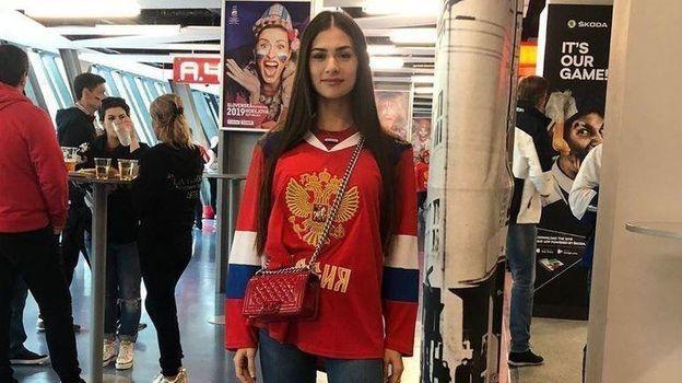 Анастасия Шубская. Фото Инстаграм.