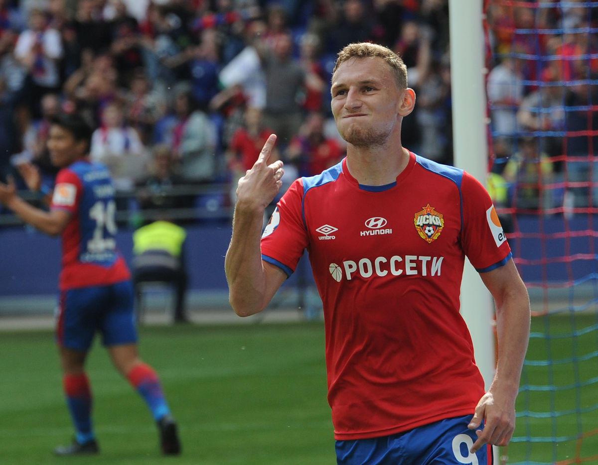 Чалов – лучший бомбардир сезона. ЦСКА – в групповом турнире ЛЕ