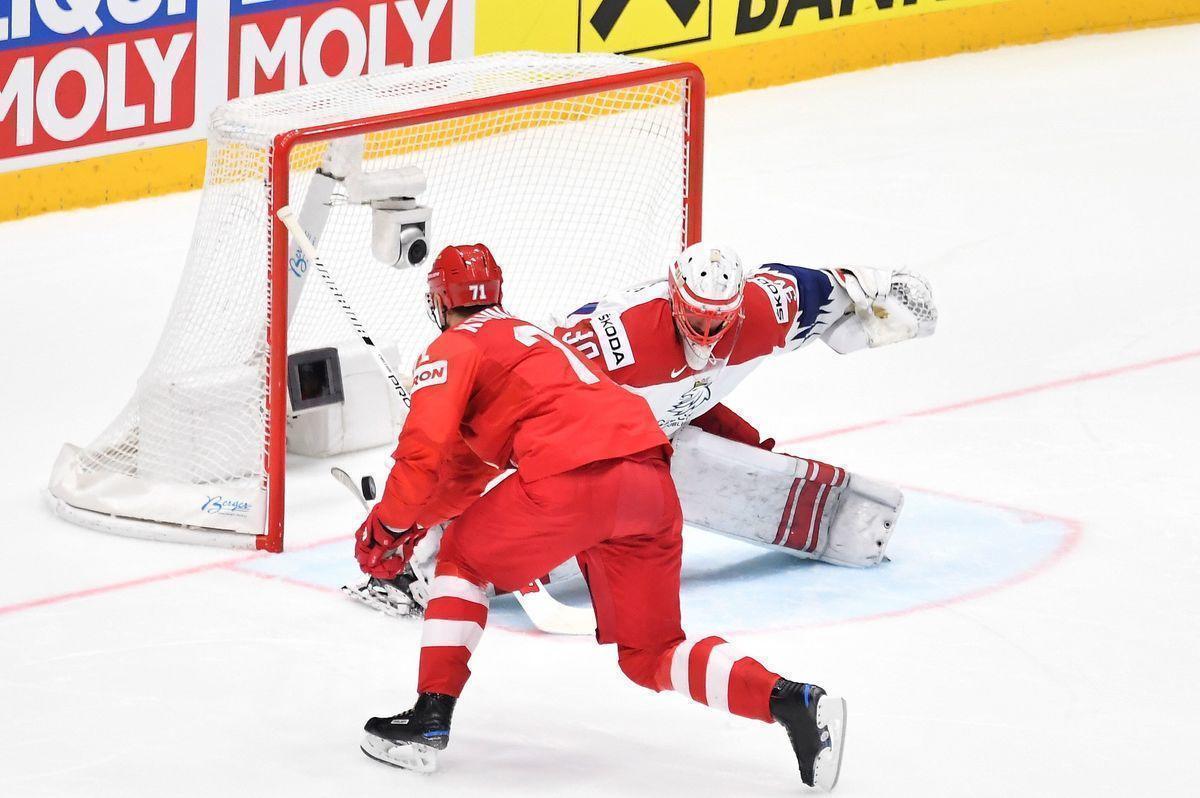 Ковальчук выбил для России медаль. Сборная - с бронзой чемпионата мира
