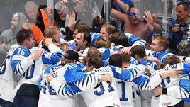 26 мая. Братислава. Канада – Финляндия – 1:3. Финляндия - чемпион мира!