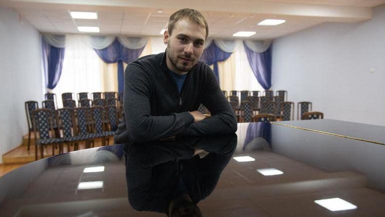 Антон Шипулин. Фото Личный архив Антона Шипулина