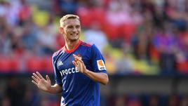 Федор Чалов с 15 голами - лучший бомбардир чемпионата России-2018/19.