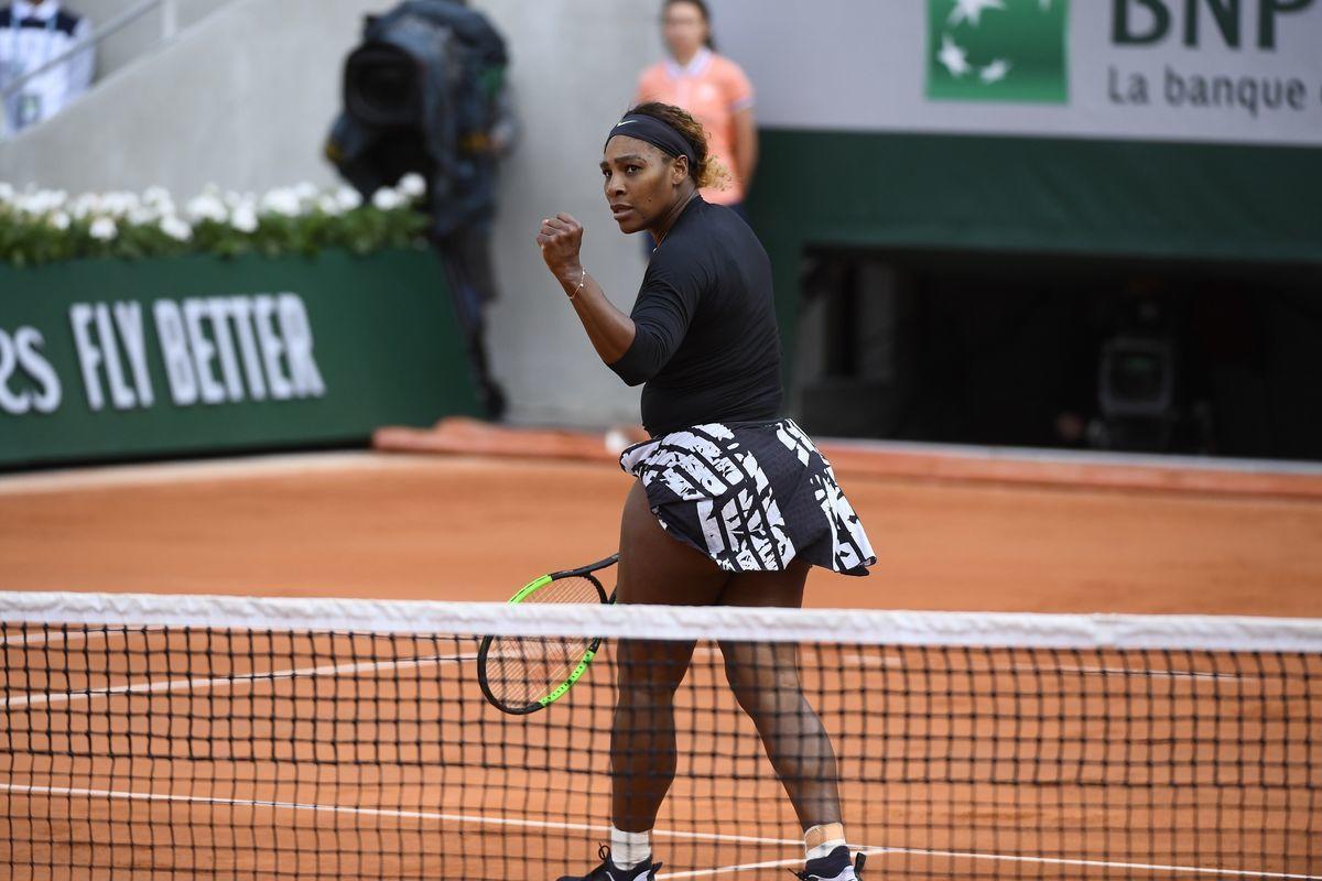 Вкатилась на коляске. Серена Уильямс обидела россиянку на Roland Garros
