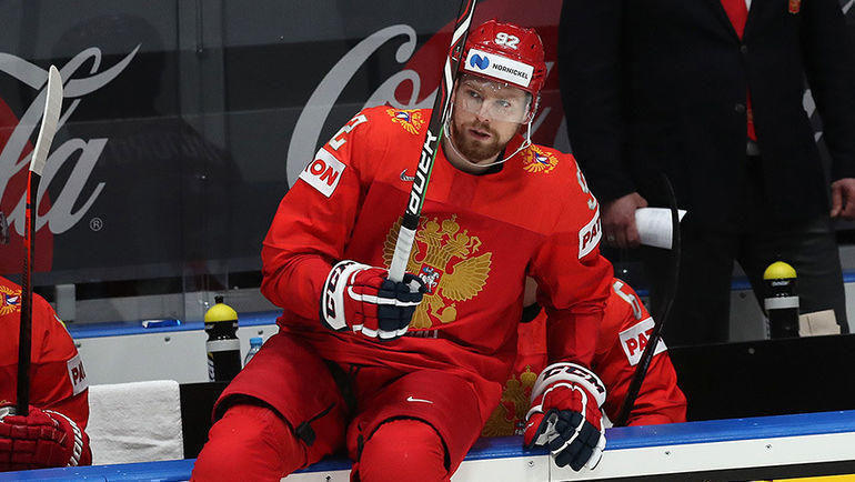 Евгений Кузнецов. Фото ФХР.