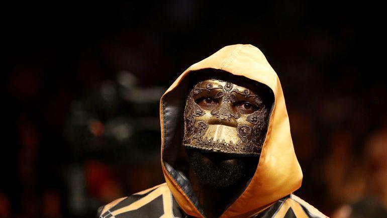 3 марта 2018 года. Бруклин. Деонтей Уайлдер перед боем против Луиса Ортиза. Фото AFP