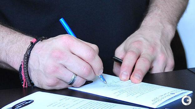 29 мая. Москва. Автограф Александра Овечкина. Фото Федор Успенский,