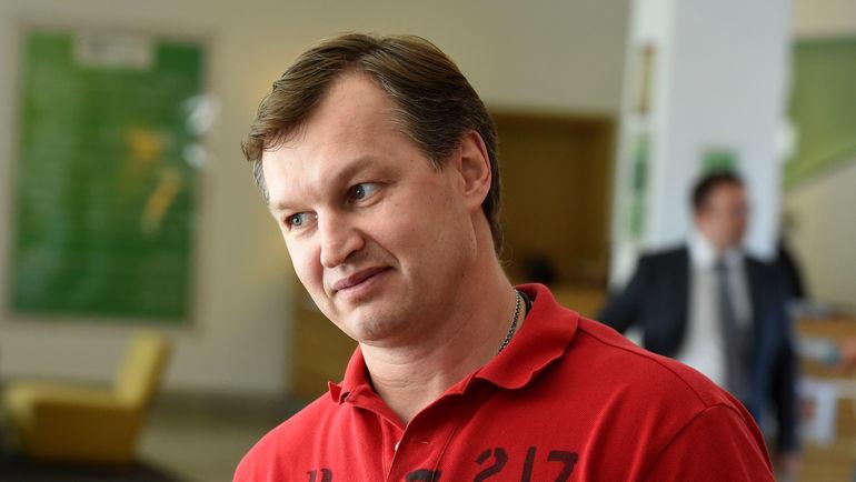 Олег Горбенко. Фото photo.khl.ru