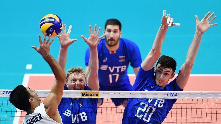 У мужской сборной хорошие шансы на попадание в число участников Олимпиады в Токио. Фото AFP