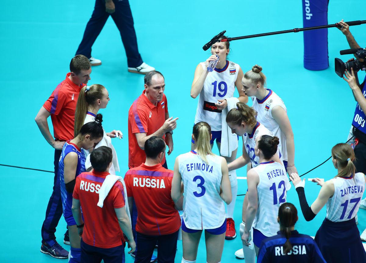 Молодежь – попробовала. Теперь время лидеров? Российских волейболисток снова разгромили в Лиге наций