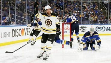 """Сент-Луис"" - ""Бостон"". Фото НХЛ."
