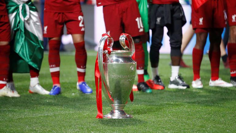 """1 июня. Мадрид. """"Ливерпуль"""" - """"Тоттенхэм"""" - 2:0. Кубок Лиги чемпионов. Фото REUTERS"""