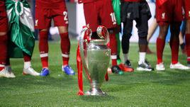 """1 июня. Мадрид. """"Ливерпуль"""" - """"Тоттенхэм"""" - 2:0. Кубок Лиги чемпионов."""