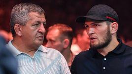 "Абдулманап Нурмагомедов: ""Если Конор снова будет оскорблять Хабиба, Дана Уайт не удержит нашу команду"""