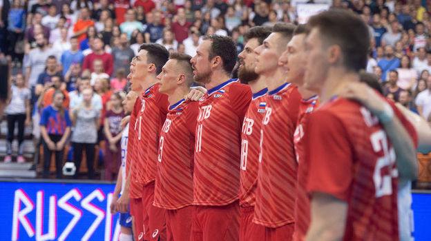 Волейбол. Лига наций. Мужчины. Россия – Сербия – 3:2. Обзор матча