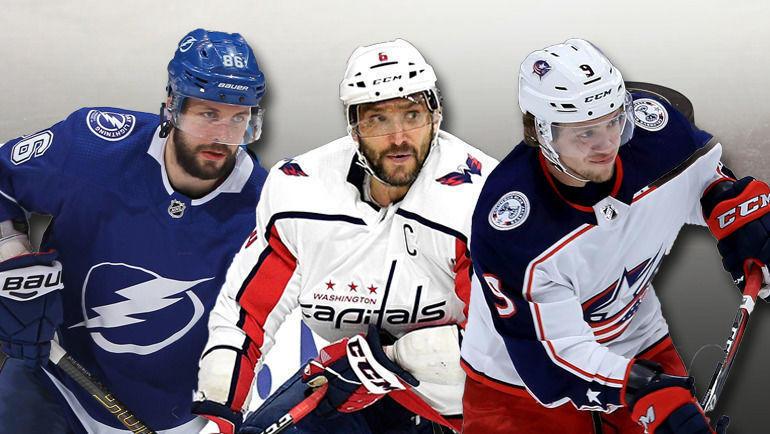 Кучеров, Овечкин, Панарин. Кто лучший русский хоккеист на данный момент?