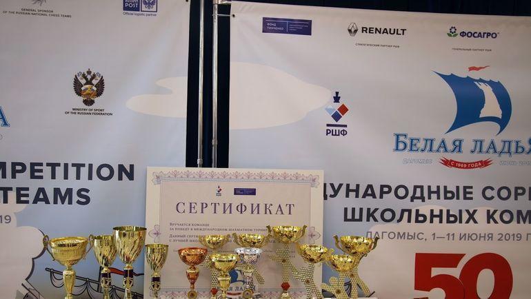 Финальные соревнования проводятся с 1 по 11 июня в Дагомысе. Фото ruchess.ru