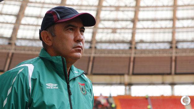2010 год. Курбан Бердыев.