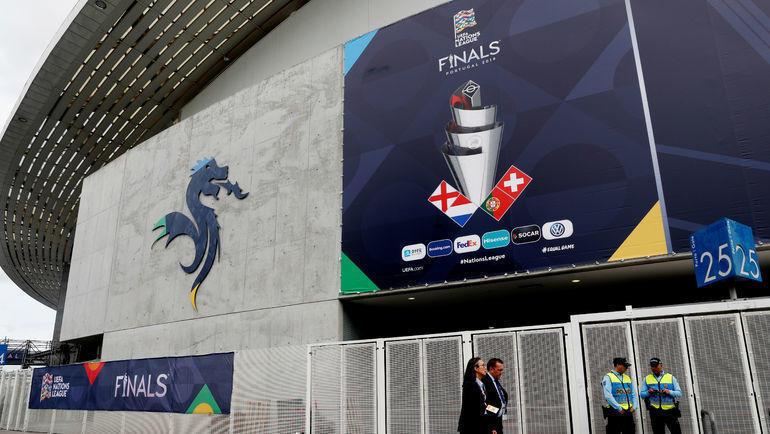 Лига наций: первый победитель определится в Португалии. Фото Reuters