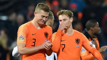 Мы нашли таланты. Голландия и Англия выяснят, чья молодежь круче