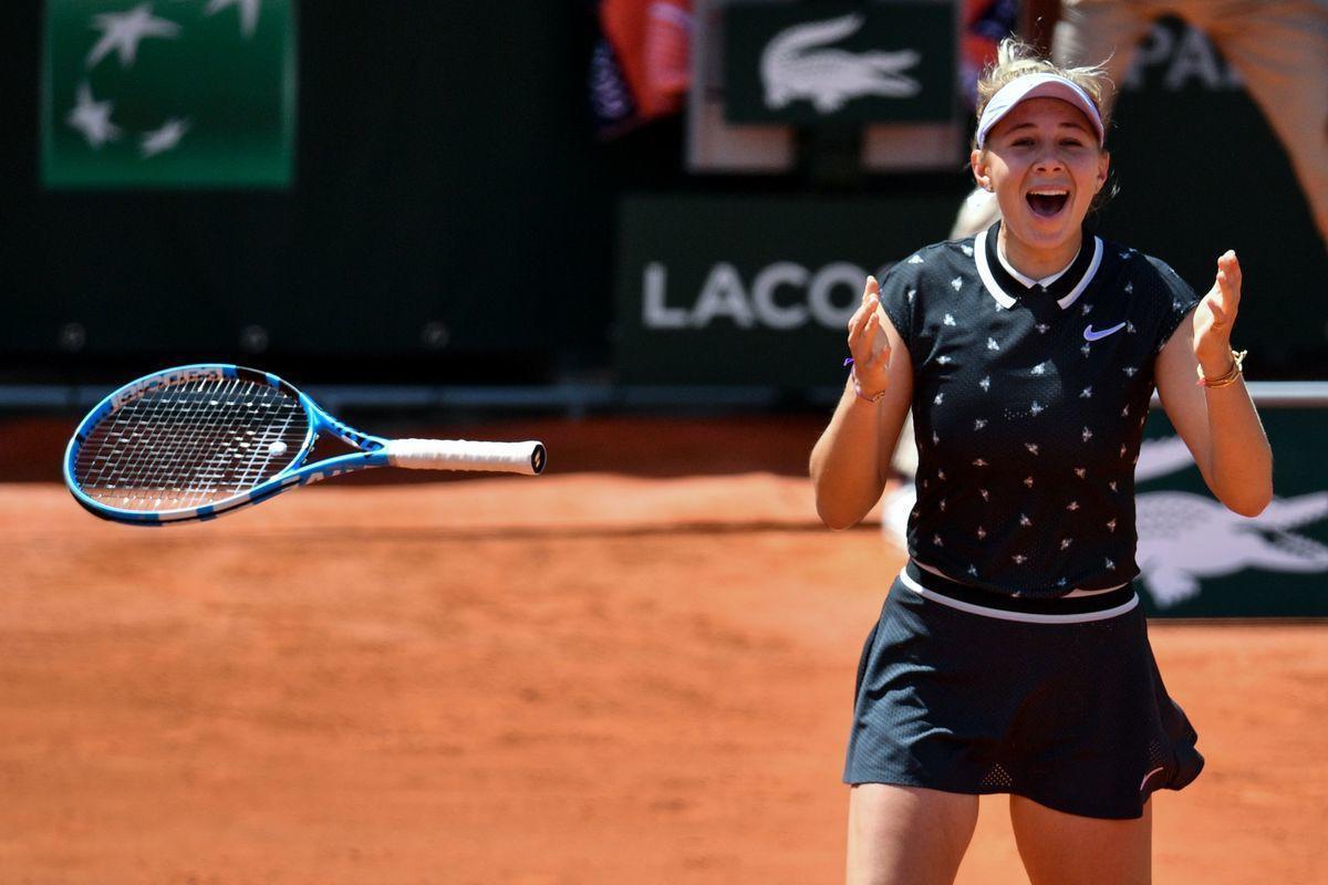 Анисимова – в полуфинале Roland Garros. Почему она не играет за Россию
