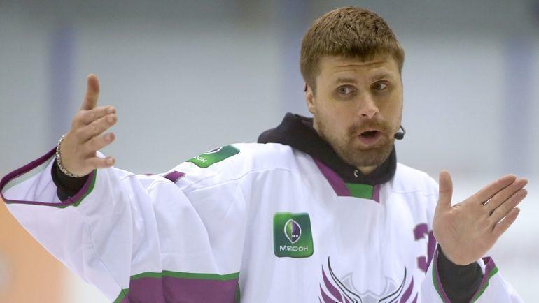 Илья Брызгалов. Фото photo.khl.ru