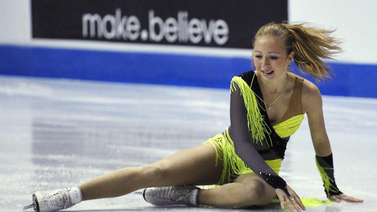 Полина Шелепень. Фото Reuters