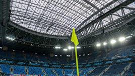 Стадион в Санкт-Петербурге с крышей идеально подходит для проекта РПЛ-18: на нем можно играть и в зимние месяцы.