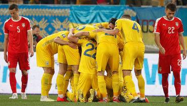 Украина унизила Сербию. Как это было