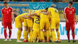 7 июня. Львов. Украина – Сербия – 5:0. Украинская сборная отправила в ворота сербов пять безответных мячей.