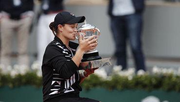 Барти – чемпионка Roland Garros. Вы в это верите?