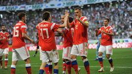 8 июня. Саранск. Россия - Сан-Марино - 9:0. Сборная одержала самую крупную победу в истории.