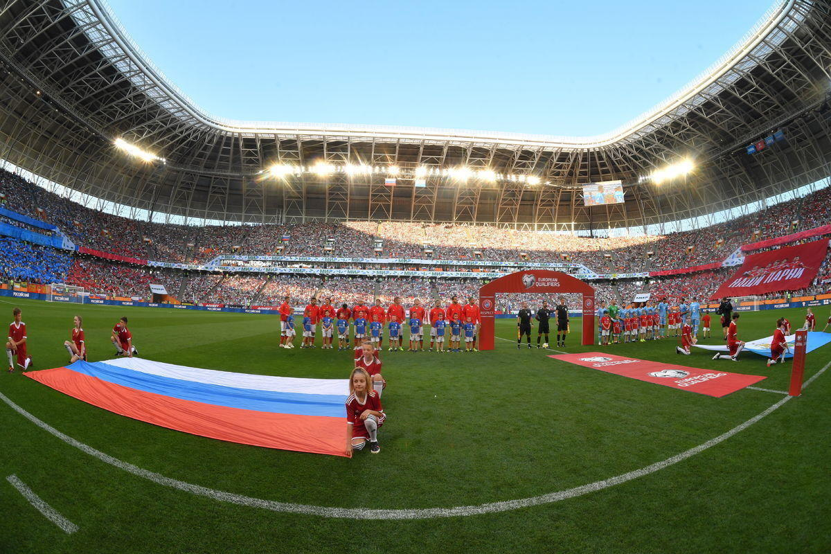 Рекорд и уважение! Рабинер - о матче Россия - Сан-Марино