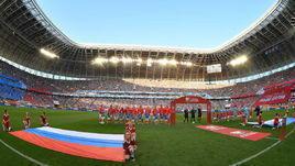 8 июня. Саранск. Россия - Сан-Марино - 9:0. Матч-рекорд в Мордовии.