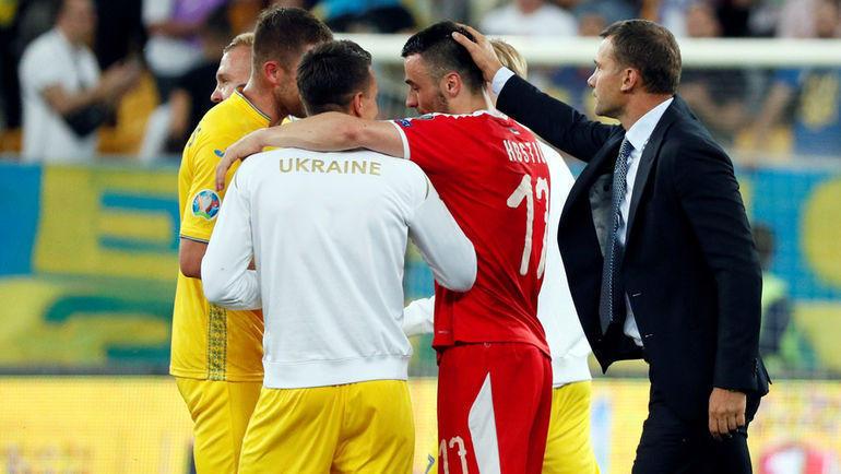 7 июня. Львов. Украина – Сербия – 5:0. Фото REUTERS