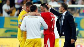 7 июня. Львов. Украина – Сербия – 5:0.