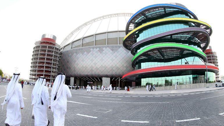 Международный стадион Халифа в спортивном городе Дохи - одна из главных арен ЧМ-2022. Фото AFP