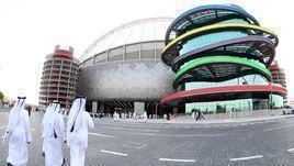 Международный стадион Халифа в спортивном городе Дохи - одна из главных арен ЧМ-2022.